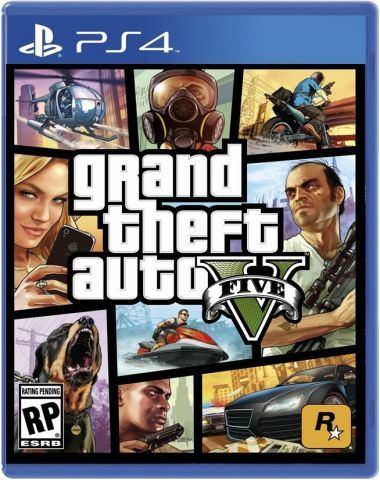 venda Grand Theft Auto V PS4