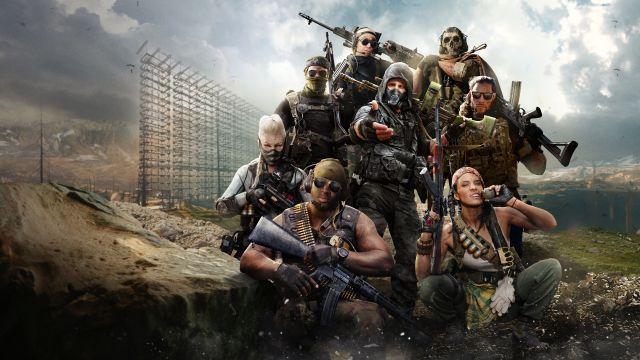 Desapego Games - CONTA COD WARZONE - PlayStation 4
