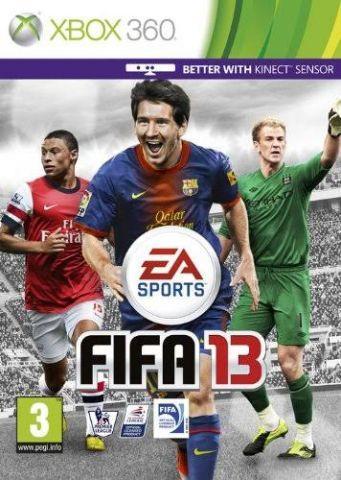 venda Jogo FIFA 13 Xbox360