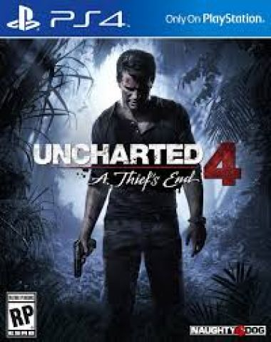 """Jogo Uncharted 4: A Thief""""s End"""