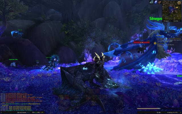 troca World of Warcraft Legion