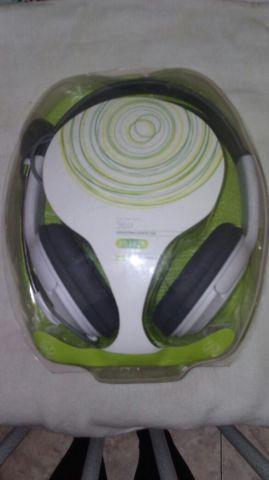 Fone  de ouvido Headset e controle de  Xbox 360