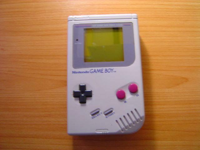 GameBoy original japonês + 2 jogos