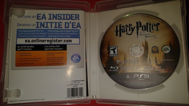 venda Harry Potter and the Deathly Hallows - Part 2