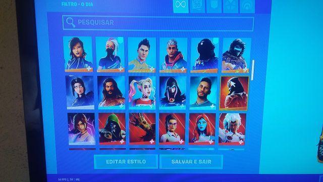 Desapego Games - Conta de fortnite Rara - Xbox One, PC, PlayStation 4