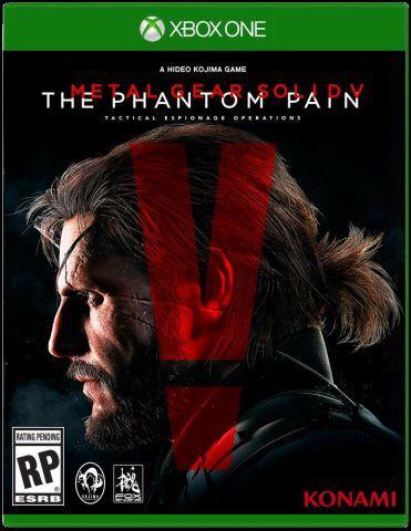 Metal Gear The Phantom Pain