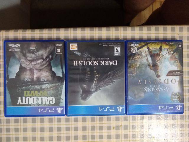 3 excelentes jogos