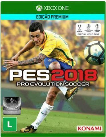 venda Jogo Pes 2018 Xbox One