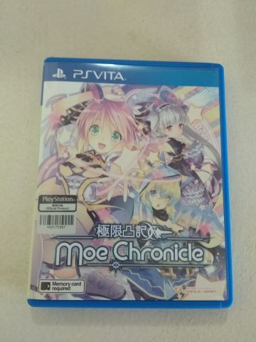 Moe Chronicle PS Vita