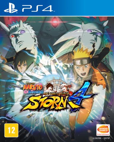 troca Naruto Shippuden Ultimate Ninja Storm 4