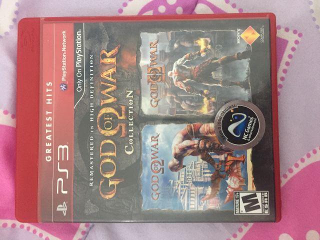 venda God of war : collection (sujeito a negocio)