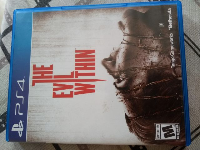 troca The evil within