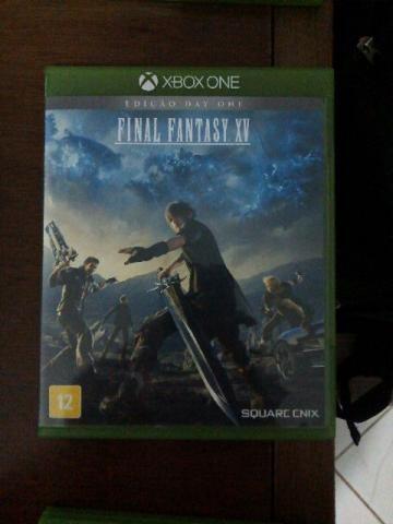 venda Final Fantasy 15 Xbox One
