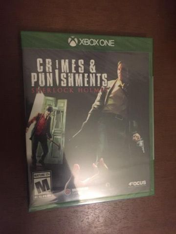 venda CRIMES & PUNISHMENTS