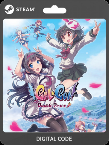 Game Gal Gun: Double Peace (Steam - Key Digital)