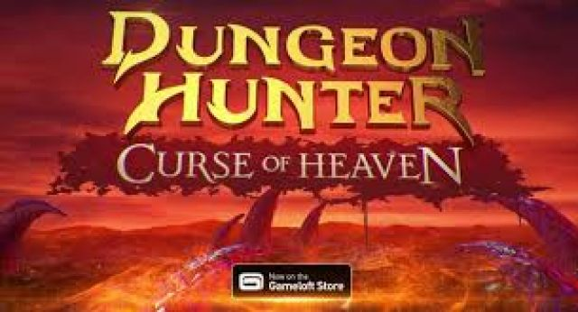 venda Dungeon Hunter curse of heaven
