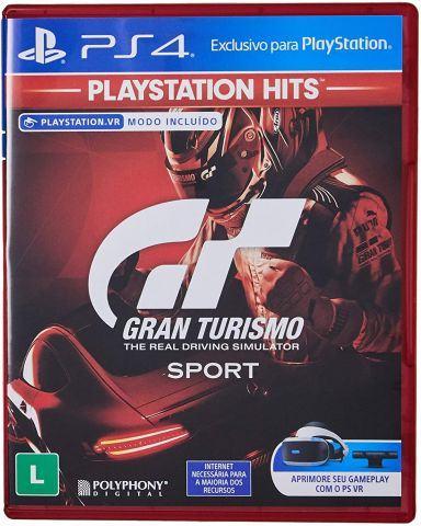 venda Gran Turismo Sport PS4