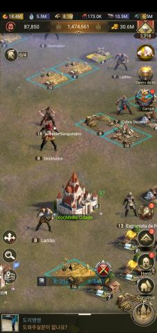 venda Conta rise of empires Ice and fire
