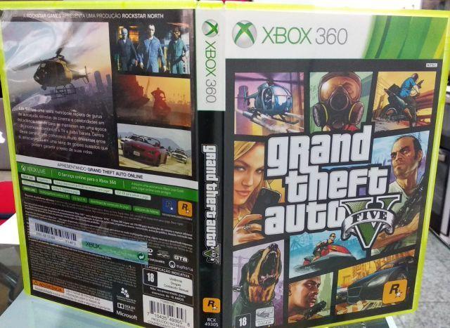 venda GTA 5