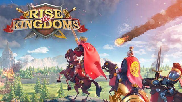 venda Conta Rise of kingdoms 19m Vip 10