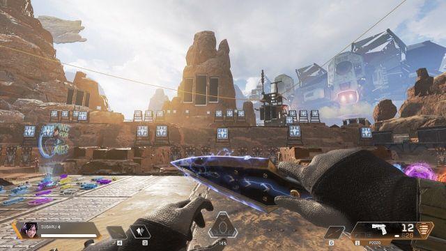 Melhor dos Games - conta apex legends com kunai wraith - PC