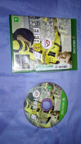 venda FIFA 17 Xbox One