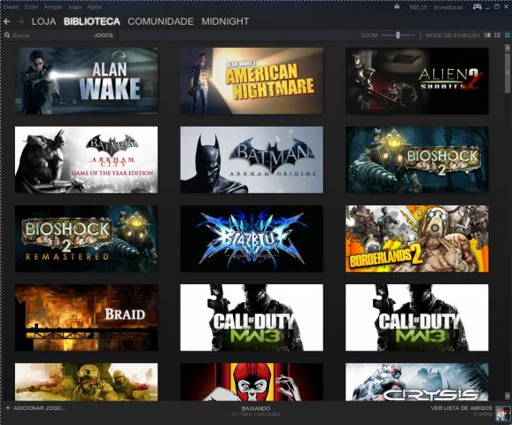 Conta Steam 102 Jogos