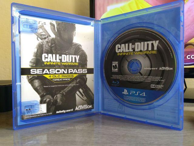 Game PS4 Call of Duty Infinite Warfare