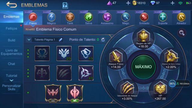 venda vendo conta Mobile Legends