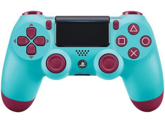 venda CONTROLE PLAYSTATION DUALSHOCK 4 - BERRY BLUE