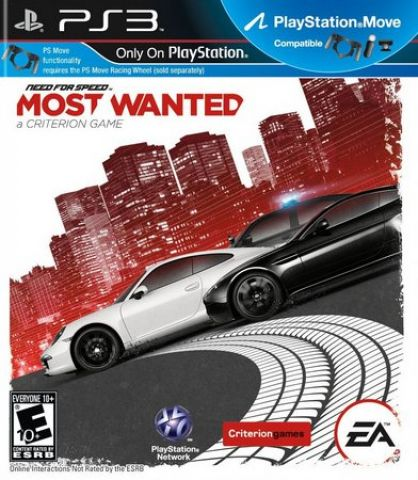 Need for speed wanted PS3 digital psn