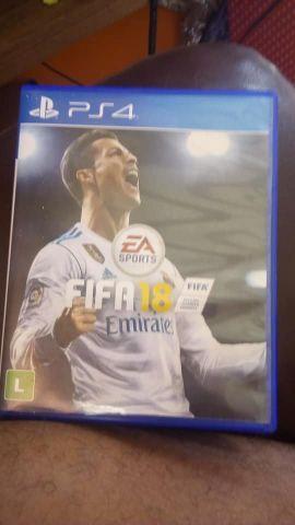 troca FIFA 18
