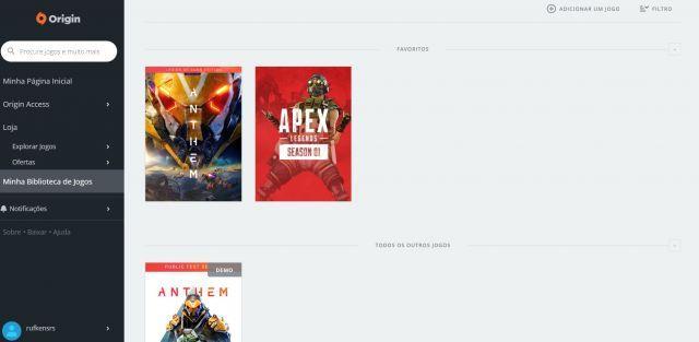 Anthem Edição premium pc troco por COD BO 4 de pc