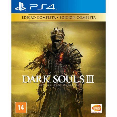 Dark Souls 3 Fire fades edition