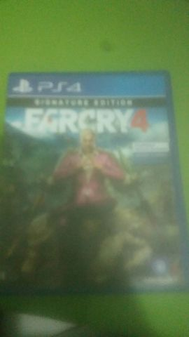 troca Far cry 4