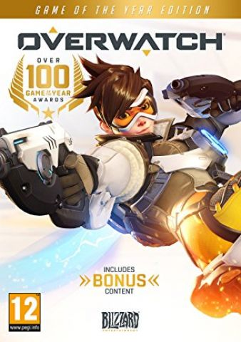 Conta overwatch Game of the Year