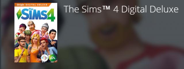 Conta Origin The Sims 4 Digital Deluxe + DLC