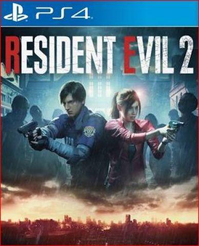 Resident evil 2 PS4(MÍDIA DIGITAL)