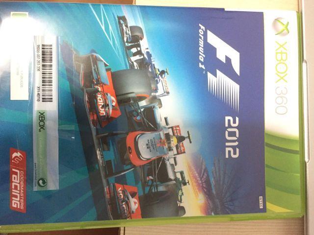 venda F1 2012