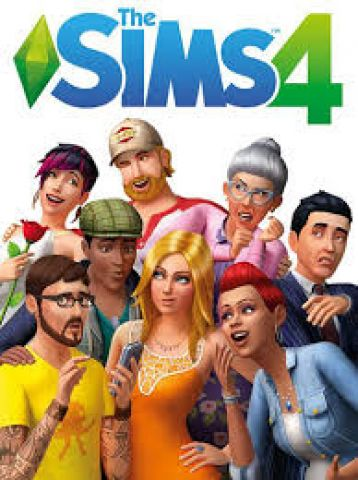 venda Conta Origin com The Sims 4 Standard Original
