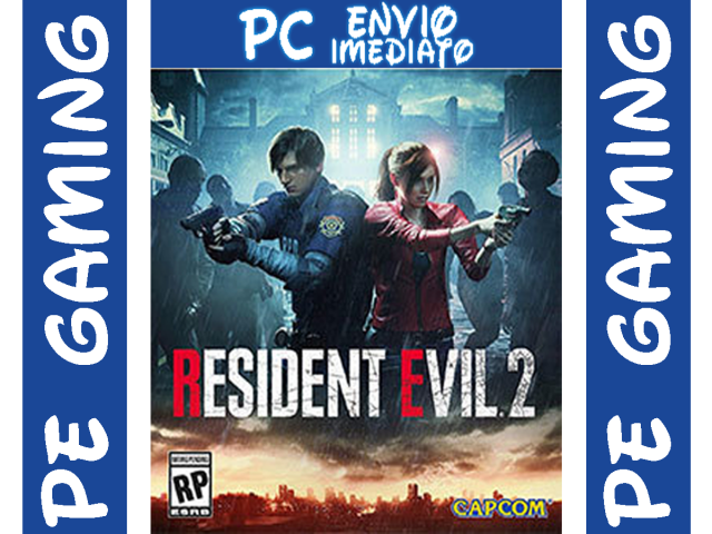 Resident Evil 2 Remake Pc Deluxe Edition