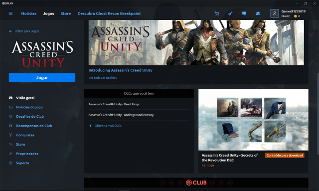 Assassins Creed Unity - PC  Digital