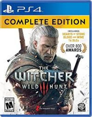 The Witcher 3 Wild Hunter (Complete Edition)