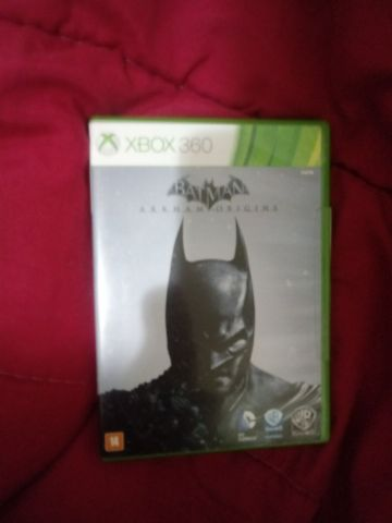 venda Batman Arkham Origins Dublado para xbox 360