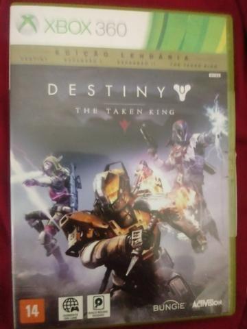 Destiny The Taken King Legendary Edition Dublado