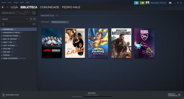 venda Conta Steam, 91 Jogos - Level 16