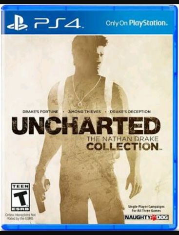 venda Uncharted Collection