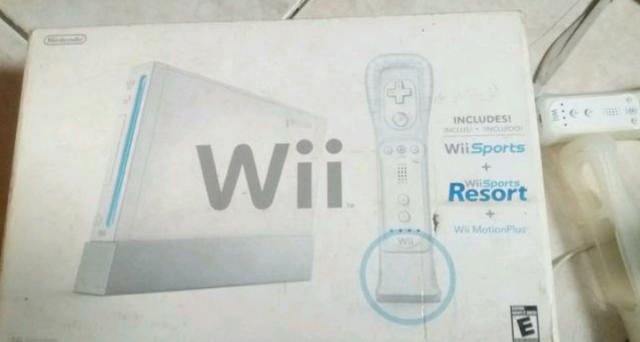 venda Wii completo desbloqueado+jogos originais e pirata