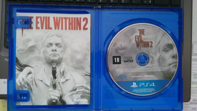 troca The Evil Within 2