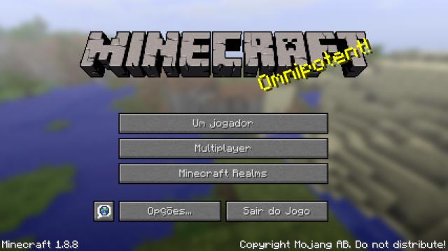 Conta Minecraft Original